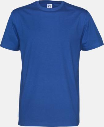 Royal (herr) Multicertifierade t-shirts med reklamtryck