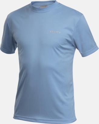 Aqua (herr) Funktion t-shirts från Craft med reklamtryck