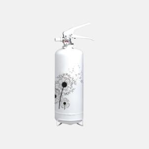 Brandsläckare i två storlekar från Design Line-serien