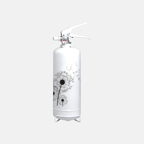 Maskros (2 kg) Brandsläckare i två storlekar från Design Line-serien