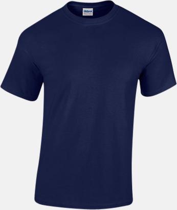 Cobalt (herr) Fina bomulls t-shirts för herr, dam & barn med reklamtryck