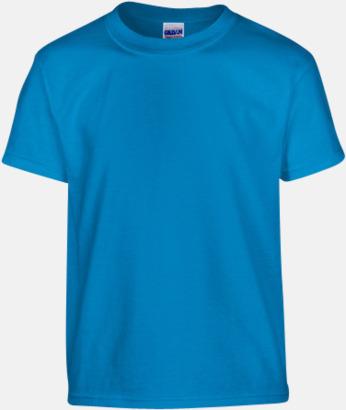 Sapphire (barn) Fina bomulls t-shirts för herr, dam & barn med reklamtryck