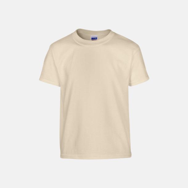 Sand (barn) Fina bomulls t-shirts för herr, dam & barn med reklamtryck