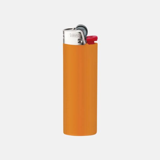 Orange Långlivade tändare med reklamtryck