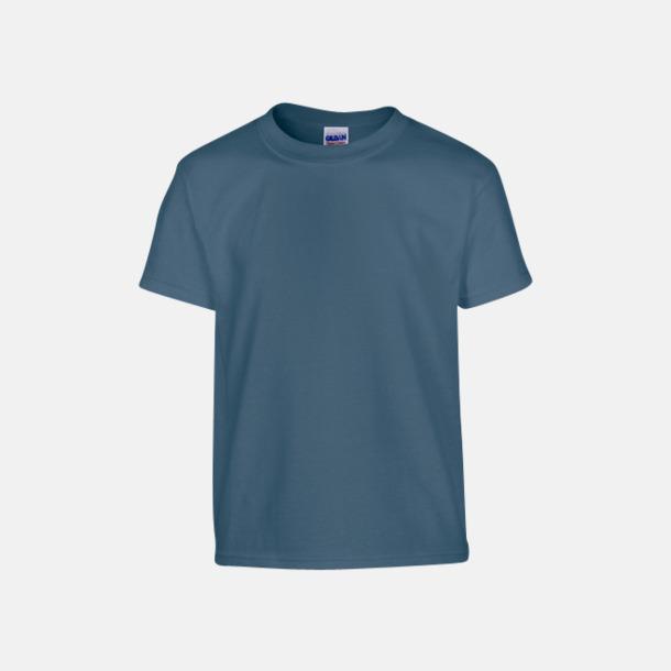 Indigo Blue (barn) Fina bomulls t-shirts för herr, dam & barn med reklamtryck