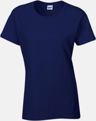 Cobalt (dam) Fina bomulls t-shirts för herr, dam & barn med reklamtryck