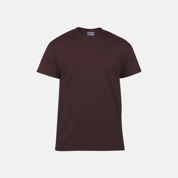 Russet heather (herr) Fina bomulls t-shirts för herr, dam & barn med reklamtryck