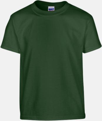 Forest Green (barn) Fina bomulls t-shirts för herr, dam & barn med reklamtryck