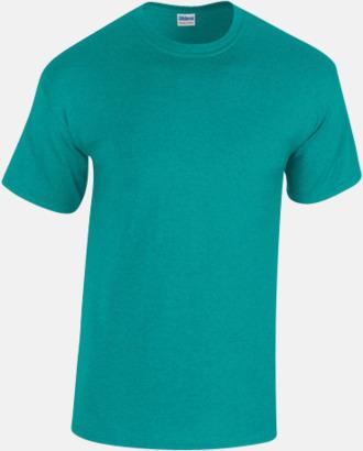 Antique Jade Dome heather (herr) Fina bomulls t-shirts för herr, dam & barn med reklamtryck