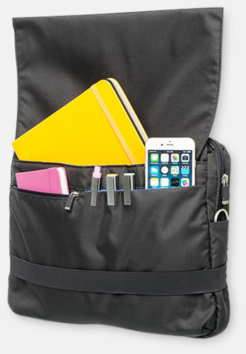 Laptopväskor från Moleskine med reklamtryck
