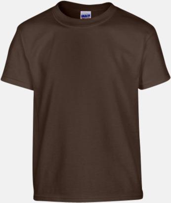Dark Chocolate (barn) Fina bomulls t-shirts för herr, dam & barn med reklamtryck