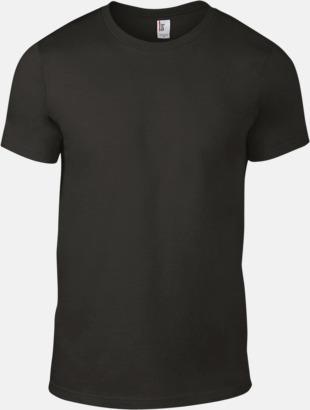 Smoke (herr) Snygga bas t-shirts för herr, dam & barn - med reklamtryck