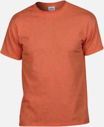 Sunset heather (herr) Fina bomulls t-shirts för herr, dam & barn med reklamtryck