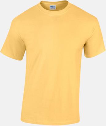 Yellow Haze (herr) Fina bomulls t-shirts för herr, dam & barn med reklamtryck