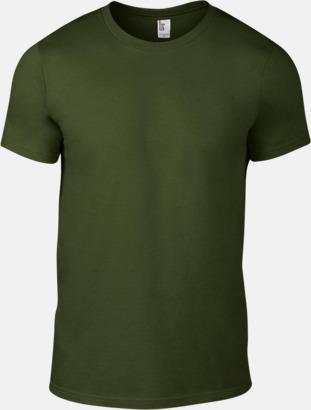 City Green Snygga bas t-shirts för herr, dam & barn - med reklamtryck