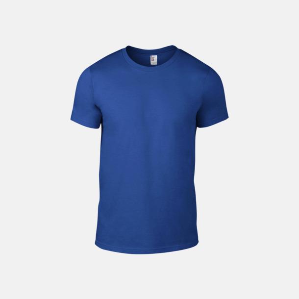 Royal (herr) Snygga bas t-shirts för herr & dam - med reklamtryck