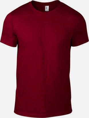 Independence Red (herr) Snygga bas t-shirts för herr, dam & barn - med reklamtryck