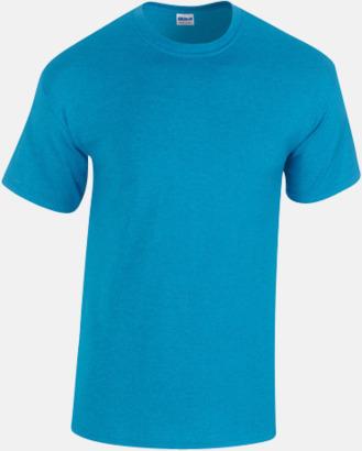 Antique Sapphire heather (herr) Fina bomulls t-shirts för herr, dam & barn med reklamtryck
