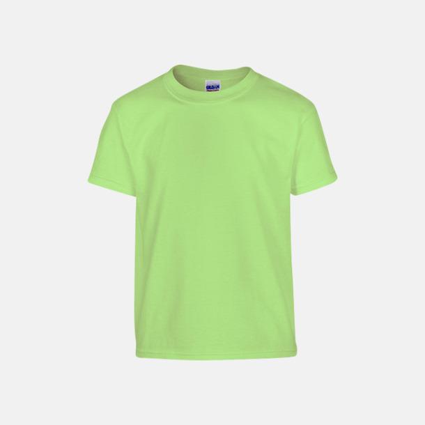 Mint (barn) Fina bomulls t-shirts för herr, dam & barn med reklamtryck