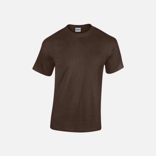 Dark Chocolate (herr) Fina bomulls t-shirts för herr, dam & barn med reklamtryck