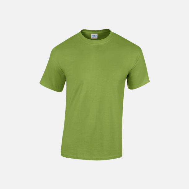 Kiwi (herr) Fina bomulls t-shirts för herr, dam & barn med reklamtryck