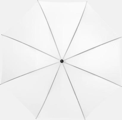 Vit Stora, automatiska paraplyer med reklamtryck