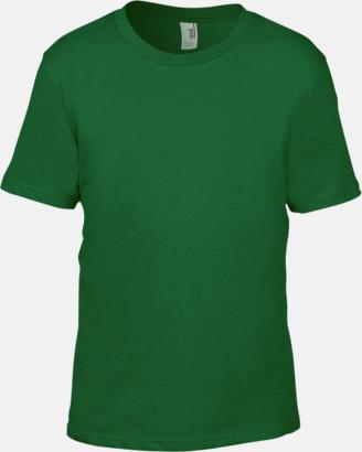 Kelly Green (barn) Snygga bas t-shirts för herr, dam & barn - med reklamtryck