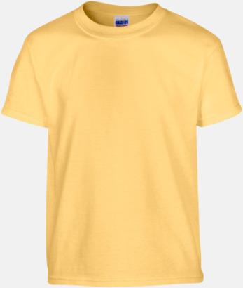 Yellow Haze (barn) Fina bomulls t-shirts för herr, dam & barn med reklamtryck