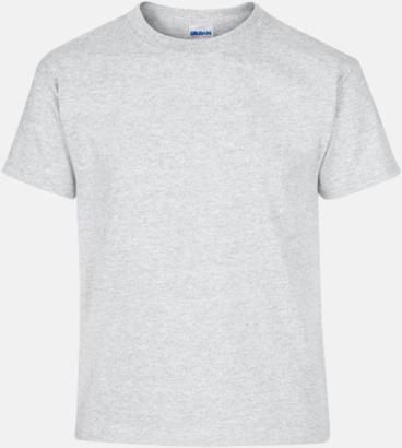 Ash Grey heather (barn) Fina bomulls t-shirts för herr, dam & barn med reklamtryck