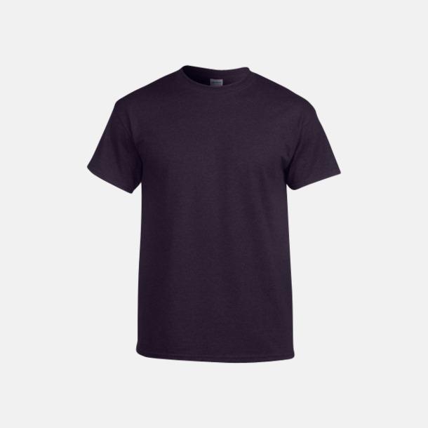 Blackberry heather (herr) Fina bomulls t-shirts för herr, dam & barn med reklamtryck