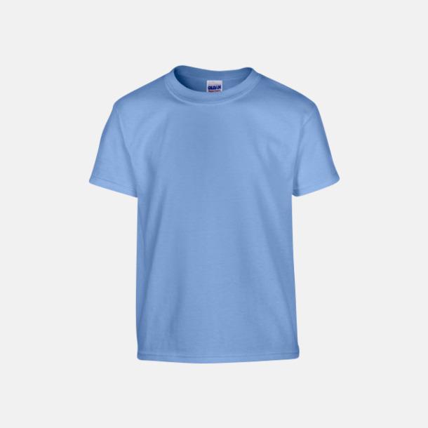 Carolina Blue (barn) Fina bomulls t-shirts för herr, dam & barn med reklamtryck