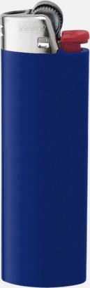 Mörkblå Långlivade tändare med reklamtryck