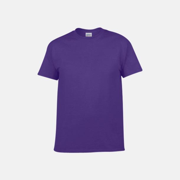Lilac heather (herr) Fina bomulls t-shirts för herr, dam & barn med reklamtryck