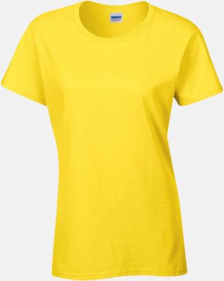 Daisy (dam) Fina bomulls t-shirts för herr, dam & barn med reklamtryck