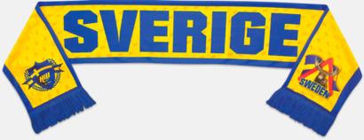 Sverigemönstrad Halsdukar med sublimationstryck
