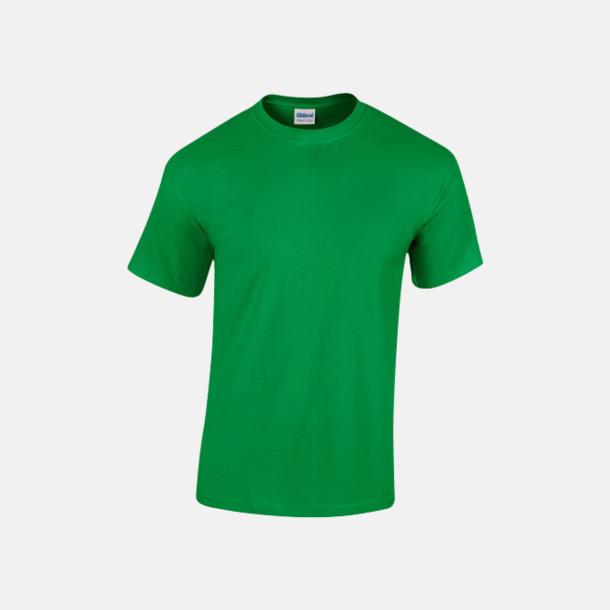 Irish Green (herr) Fina bomulls t-shirts för herr, dam & barn med reklamtryck