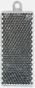Rektangel (glasklar) En hängreflex i mängder av olika former och färger
