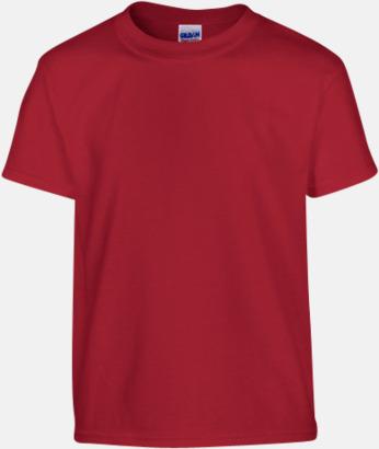Cardinal Red (barn) Fina bomulls t-shirts för herr, dam & barn med reklamtryck
