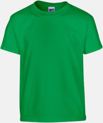 Irish Green (barn) Fina bomulls t-shirts för herr, dam & barn med reklamtryck