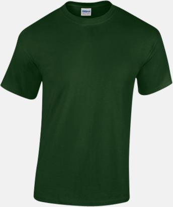 Forest Green (herr) Fina bomulls t-shirts för herr, dam & barn med reklamtryck