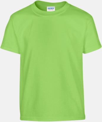 Lime (barn) Fina bomulls t-shirts för herr, dam & barn med reklamtryck