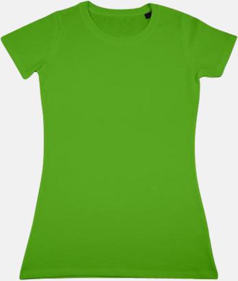 Tropical Green Herr- & dam t-shirts i eko bomull med reklamtryck