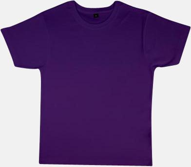 Plum Neutrala herr- & dam t-shirts med reklamtryck