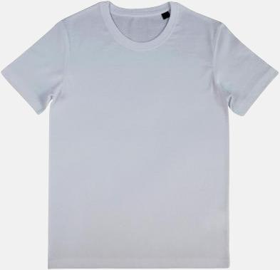 Silver Herr- & dam t-shirts i eko bomull med reklamtryck