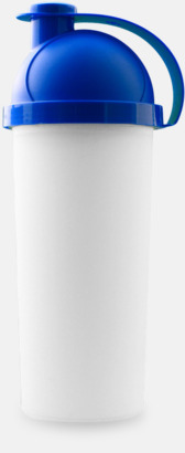 Round Mindre shakers med 2 olika lock - med reklamtryck