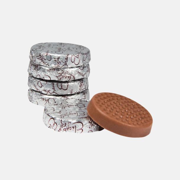 Mint crisp mjölkchoklad Mint Crisp från Elizabeth Shaw - med reklamtryck