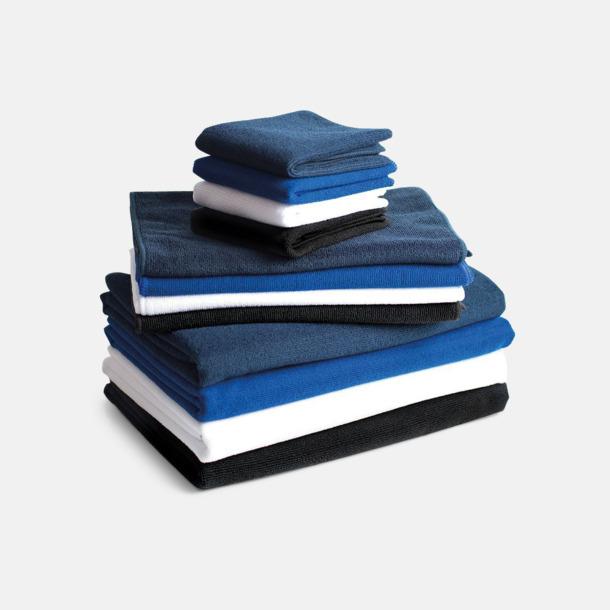 Microfiber handdukar i 3 storlekar med reklambrodyr