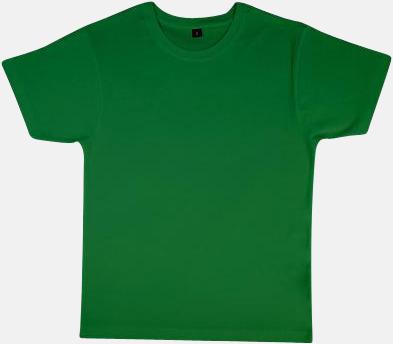 Amazon Green Neutrala herr- & dam t-shirts med reklamtryck