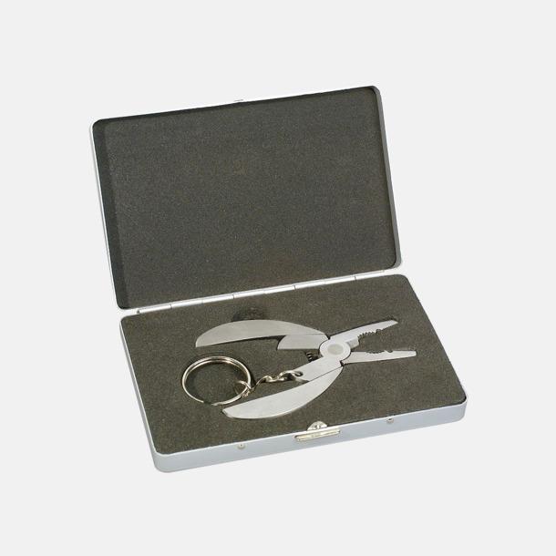 Silver Miniverktyg med reklamtryck