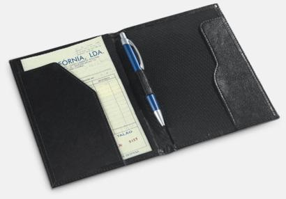 Omslag för kvitton och kort - med reklamtryck